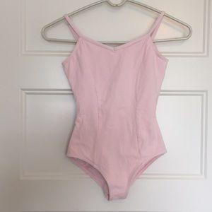 Capezio Light Pink Leotard, Size: Large (child's)